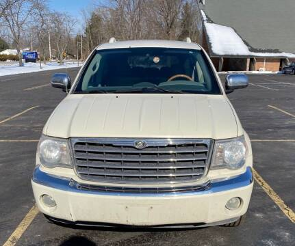 2007 Chrysler Aspen for sale at Select Auto Brokers in Webster NY