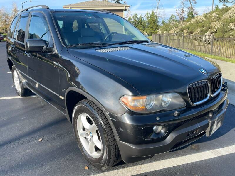 2004 BMW X5 for sale at LA 12 Motors in Durham NC
