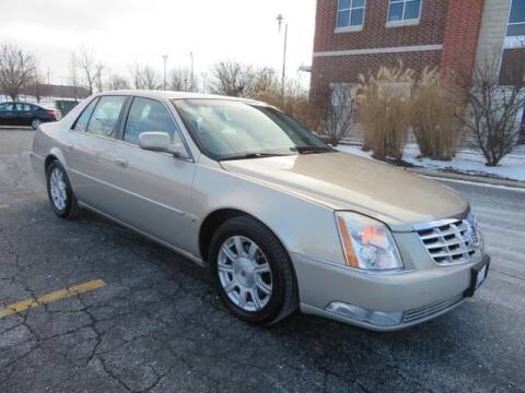 2008 Cadillac DTS for sale at Import Exchange in Mokena IL