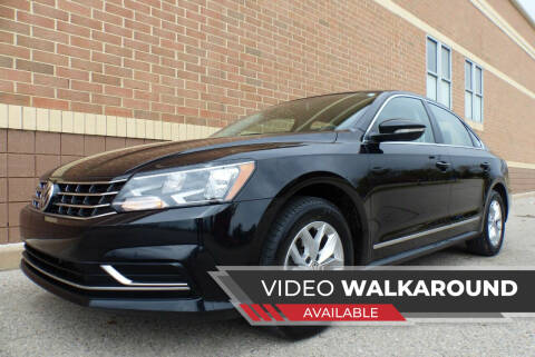 2017 Volkswagen Passat for sale at Macomb Automotive Group in New Haven MI