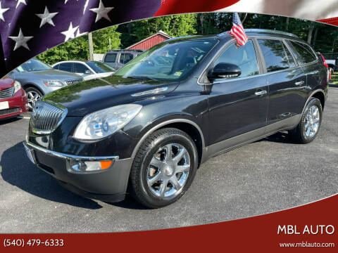 2008 Buick Enclave for sale at MBL Auto Woodford in Woodford VA
