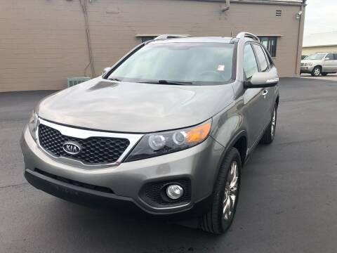 2011 Kia Sorento for sale at Zarate's Auto Sales in Caledonia WI