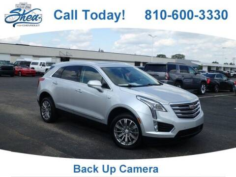 2018 Cadillac XT5 for sale at Erick's Used Car Factory in Flint MI