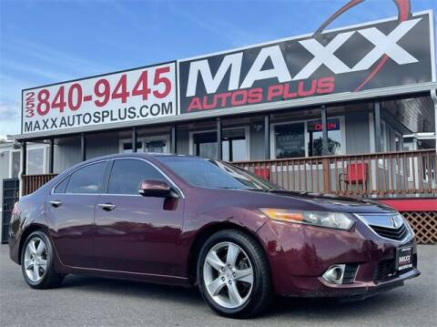 2012 Acura TSX for sale at Maxx Autos Plus in Puyallup WA