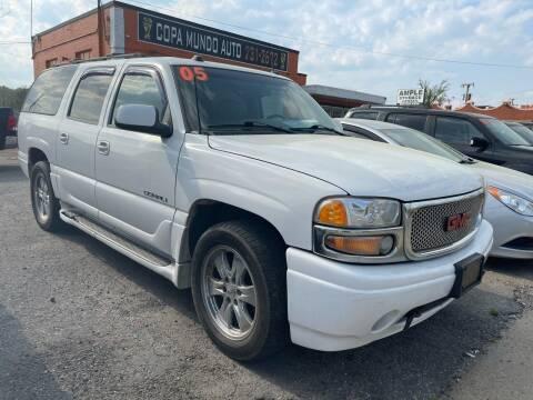 2005 GMC Yukon XL for sale at Copa Mundo Auto in Richmond VA