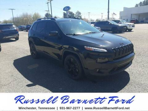 2018 Jeep Cherokee for sale at Oskar  Sells Cars in Winchester TN