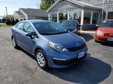 2016 Kia Rio for sale at Empire Alliance Inc. in West Coxsackie NY