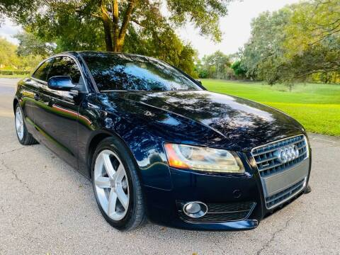 2010 Audi A5 for sale at FLORIDA MIDO MOTORS INC in Tampa FL