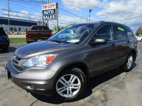 2011 Honda CR-V for sale at TRI CITY AUTO SALES LLC in Menasha WI