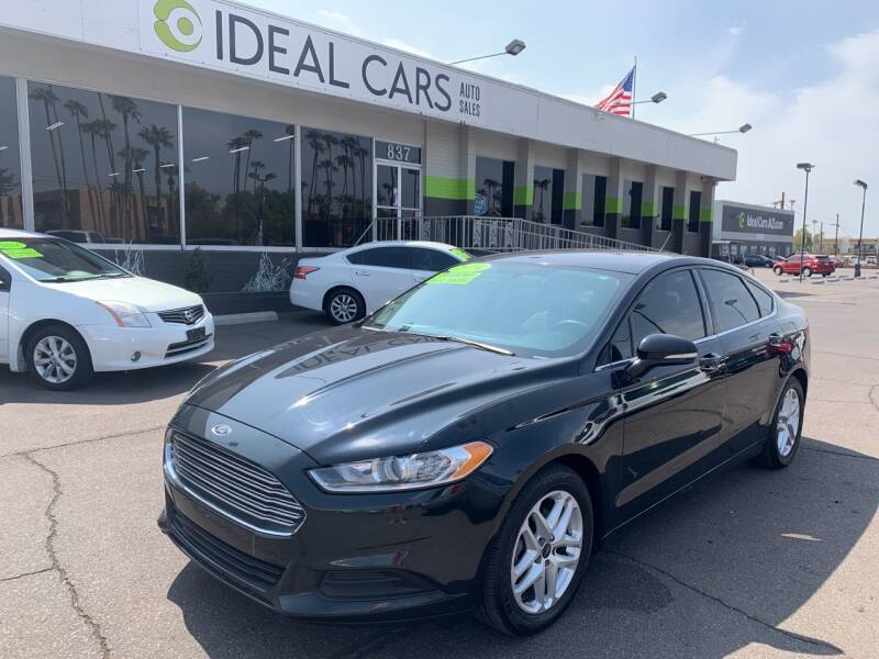 2014 Ford Fusion for sale at Ideal Cars Apache Junction in Apache Junction AZ