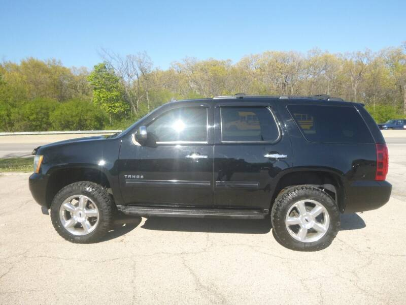 2011 Chevrolet Tahoe for sale at NEW RIDE INC in Evanston IL