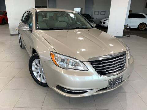 2013 Chrysler 200 for sale at Auto Mall of Springfield in Springfield IL