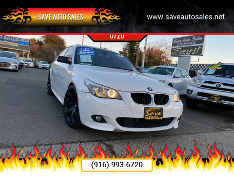 2010 BMW 5 Series for sale at Save Auto Sales in Sacramento CA