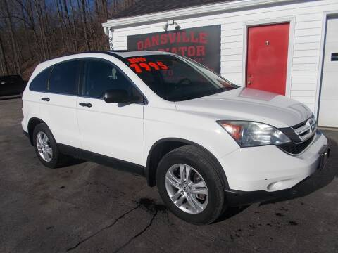 2010 Honda CR-V for sale at Dansville Radiator in Dansville NY