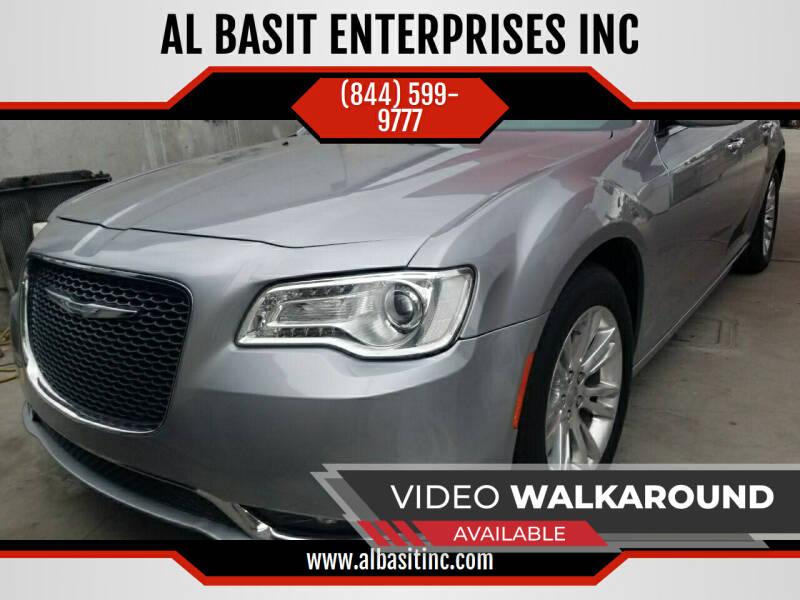 2017 Chrysler 300 for sale at AL BASIT ENTERPRISES INC in Riverside CA