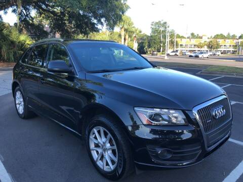 2012 Audi Q5 for sale at GOLD COAST IMPORT OUTLET in St Simons GA