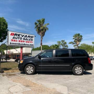 2008 Dodge Grand Caravan for sale at Brevard Auto Sales in Palm Bay FL