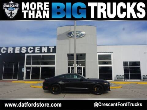 2015 Ford Mustang for sale at Crescent Ford in Harahan LA