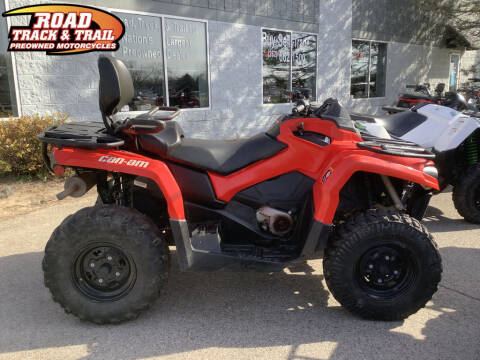2019 Can-Am Outlander™ MAX 570 for sale at Road Track and Trail in Big Bend WI