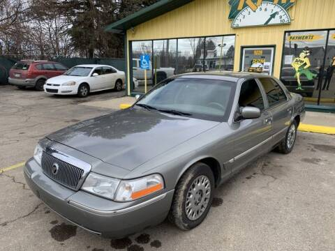 2003 Mercury Grand Marquis for sale at RPM AUTO SALES in Lansing MI