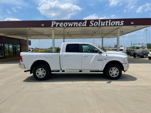 2016 RAM Ram Pickup 2500 for sale at Preowned Solutions in Urbandale IA