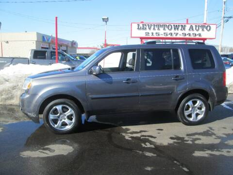 2014 Honda Pilot for sale at Levittown Auto in Levittown PA