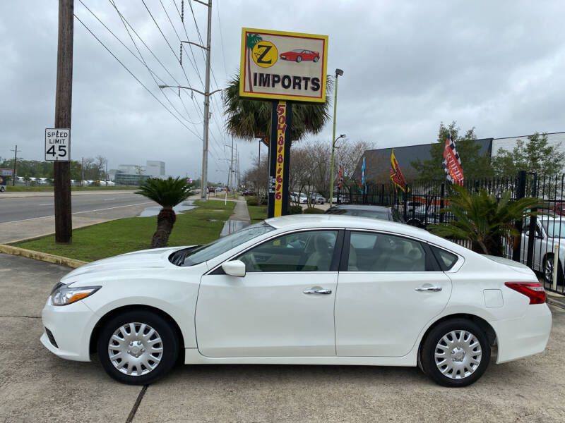 2017 Nissan Altima for sale at A to Z IMPORTS in Metairie LA