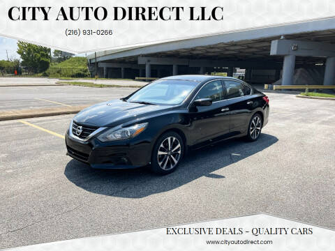2016 Nissan Altima for sale at City Auto Direct LLC in Cleveland OH