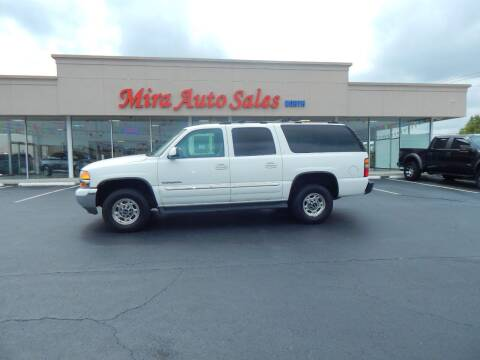 2004 GMC Yukon XL for sale at Mira Auto Sales in Dayton OH