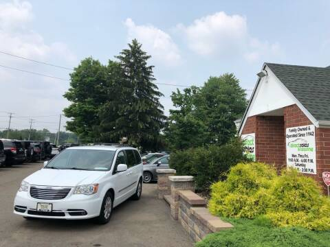 2014 Chrysler Town and Country for sale at Direct Sales & Leasing in Youngstown OH
