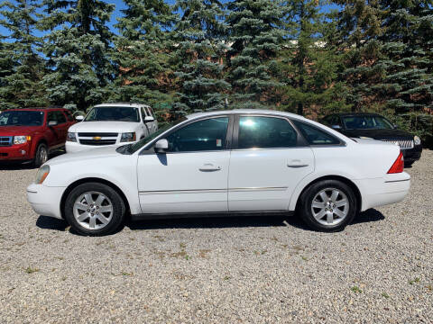 2005 Ford Five Hundred for sale at Renaissance Auto Network in Warrensville Heights OH