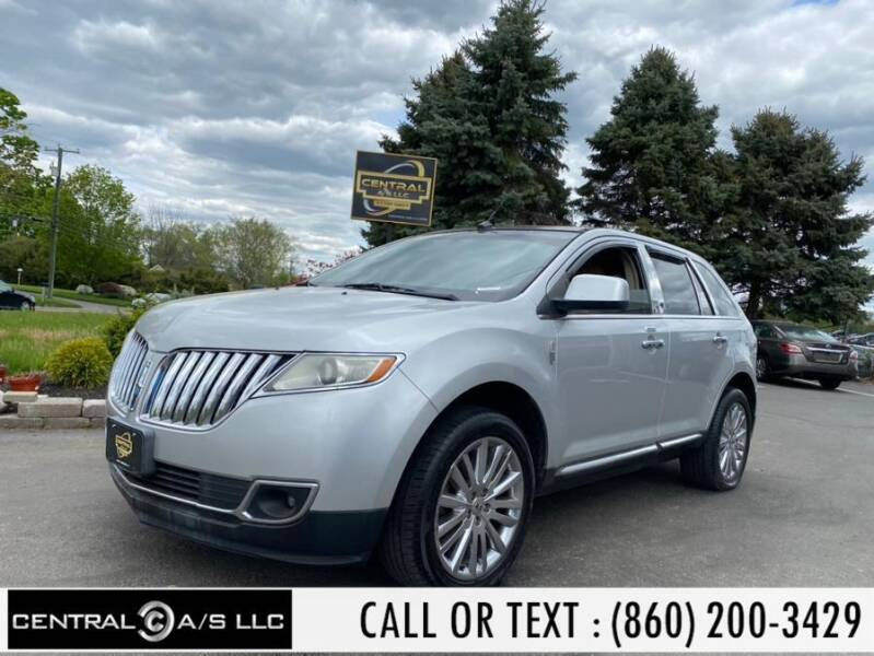 2011 Lincoln MKX for sale in East Windsor, CT