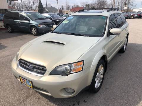 2005 Subaru Outback for sale at MR Auto Sales Inc. in Eastlake OH