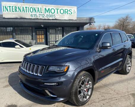 2015 Jeep Grand Cherokee for sale at International Motors Inc. in Nashville TN