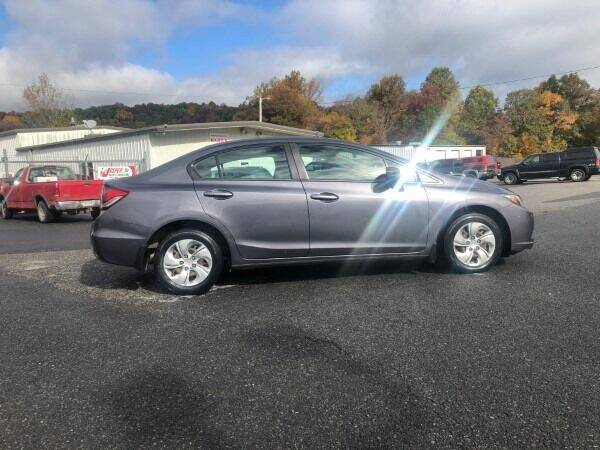 2014 Honda Civic for sale at BARD'S AUTO SALES in Needmore PA