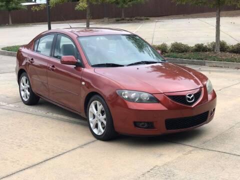 2009 Mazda MAZDA3 for sale at Two Brothers Auto Sales in Loganville GA