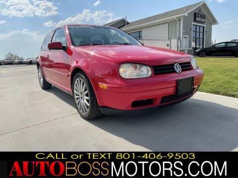2005 Volkswagen GTI for sale at Auto Boss in Woodscross UT