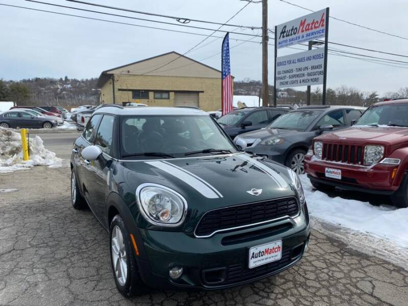 2012 MINI Cooper Countryman for sale at Auto Match in Waterbury CT