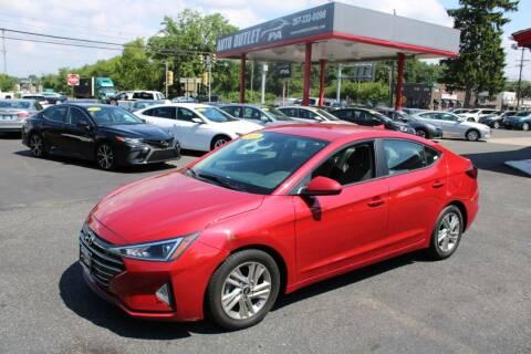 2020 Hyundai Elantra for sale at Deals N Wheels 306 in Burlington NJ