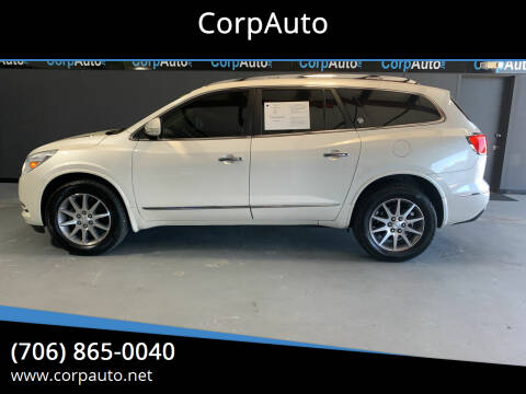 2014 Buick Enclave for sale at CorpAuto in Cleveland GA