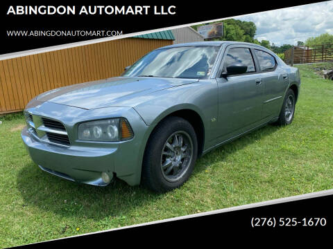 2006 Dodge Charger for sale at ABINGDON AUTOMART LLC in Abingdon VA