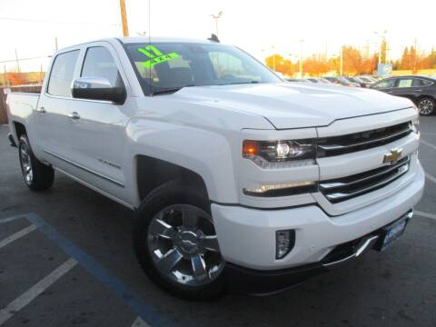 2017 Chevrolet Silverado 1500 for sale at Choice Auto & Truck in Sacramento CA