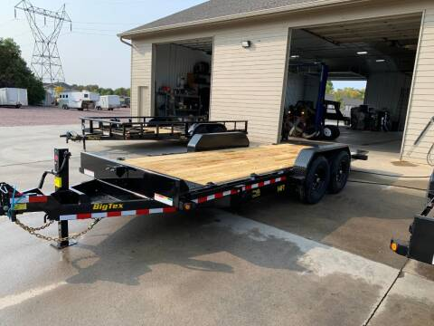2021 Big Tex 14FT-20 #4150 for sale at Prairie Wind Trailers, LLC in Harrisburg SD