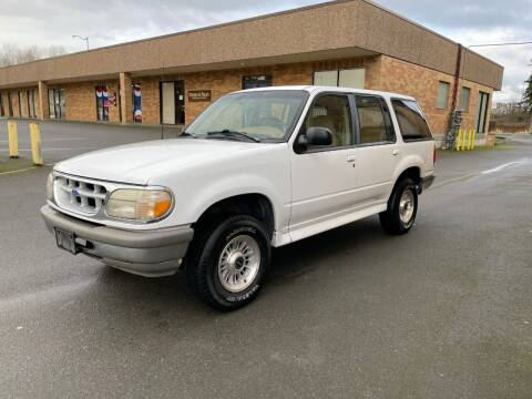 1996 Ford Explorer for sale at KARMA AUTO SALES in Federal Way WA