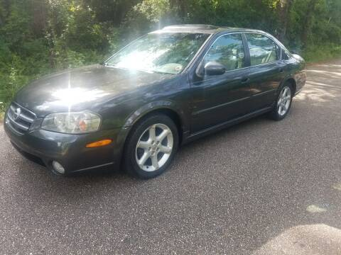 2002 Nissan Maxima for sale at J & J Auto Brokers in Slidell LA
