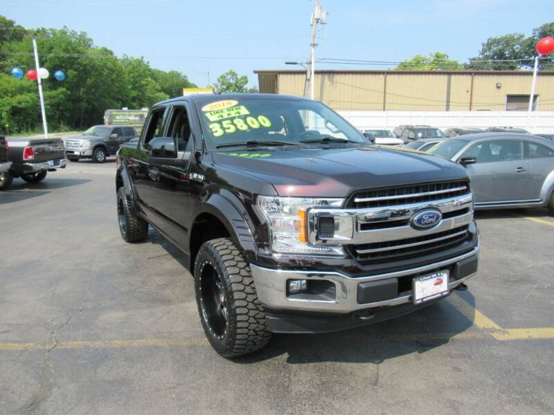 2018 Ford F-150 for sale in Crest Hill, IL