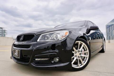 2014 Chevrolet SS for sale at JD MOTORS in Austin TX