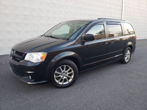 2012 Dodge Grand Caravan for sale at Millennium Auto Group in Lodi NJ
