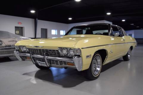 1968 Chevrolet Impala for sale at Jensen's Dealerships in Sioux City IA