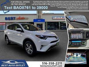 2017 Toyota RAV4 for sale at Best Auto Outlet in Floral Park NY